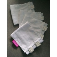 Buy 4PCS - MANJAKUCOMEL Barut Butang Bayi Putih (SAVE RM2)