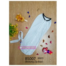 BEDUNG ZIP/BABY SWADDLE-BS007