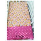 Sarung Tilam Saiz Katil Babycot -stk09 (Japanese Cotton)