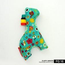 Fluffy Giraffe – FG16