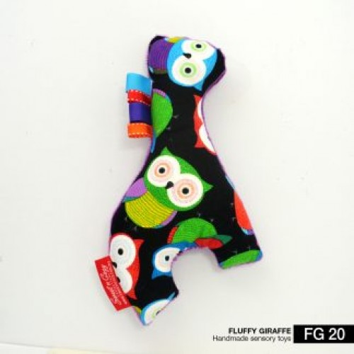 Fluffy Giraffe – FG20