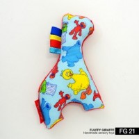 Fluffy Giraffe – FG21