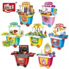 Engineer Kids Simulation Pretend Playrole Playset With Roller - Tools