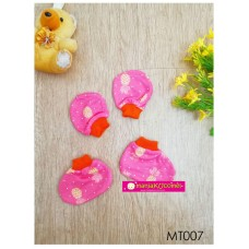 Cute Mitten Booties-MT007