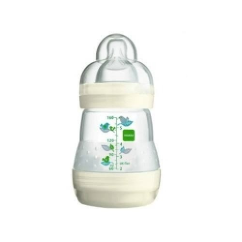 MAM - Ultivent Anti Colic Bottle (5OZ/160ML) - IVORY