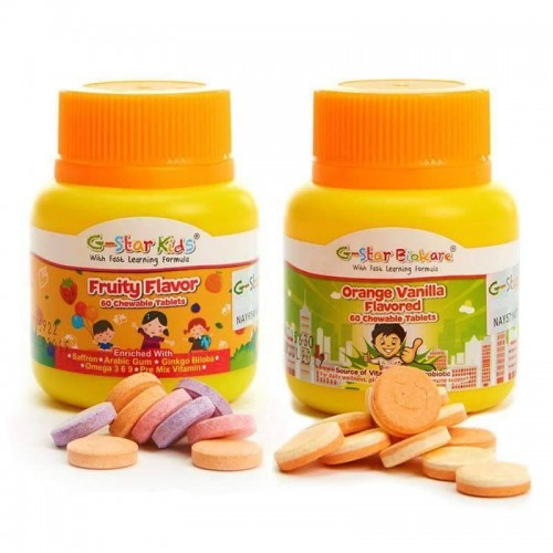 G-Star Kids With Fast Learning Formula