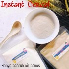 Homemade Baby Food Instant Cereal Izliyah Kitchen -  Instant White Rice