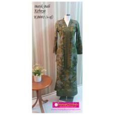 Kebaya Batik Bali Dewasa - KB001