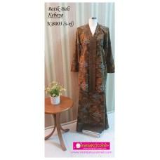Kebaya Batik Bali Dewasa - KB003