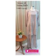 Kurung Moden Vietnam Silk Dewasa - VS003