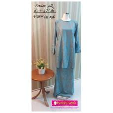 Kurung Moden Vietnam Silk Dewasa - VS008