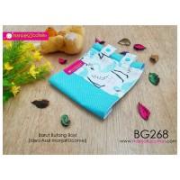 BG268-manjaKUcomel Barut Butang Bayi Bercorak