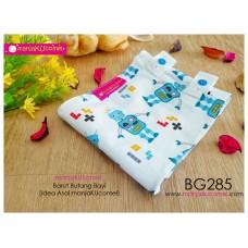 BG285-manjaKUcomel Barut Butang Bayi Bercorak