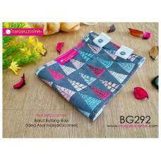 BG292-manjaKUcomel Barut Butang Bayi Bercorak