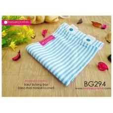 BG294-manjaKUcomel Barut Butang Bayi Bercorak