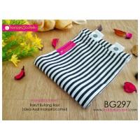 BG297-manjaKUcomel Barut Butang Bayi Bercorak