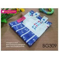 BG309-manjaKUcomel Barut Butang Bayi Bercorak