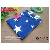 BG310-manjaKUcomel Barut Butang Bayi Bercorak
