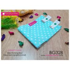 BG328-manjaKUcomel Barut Butang Bayi Bercorak