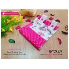 BG343-manjaKUcomel Barut Butang Bayi Bercorak