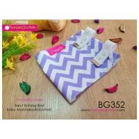 BG352-manjaKUcomel Barut Butang Bayi Bercorak