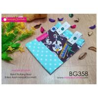 BG358-manjaKUcomel Barut Butang Bayi Bercorak