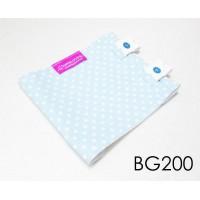 BG200-manjaKUcomel Barut Butang Bayi Bercorak