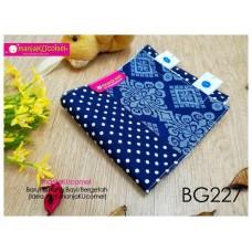 BG227-manjaKUcomel Barut Butang Bayi Bercorak