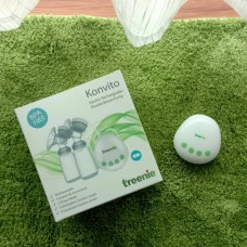 TREENIE KONVITO RECHARGABLE DOUBLE BREAST PUMP