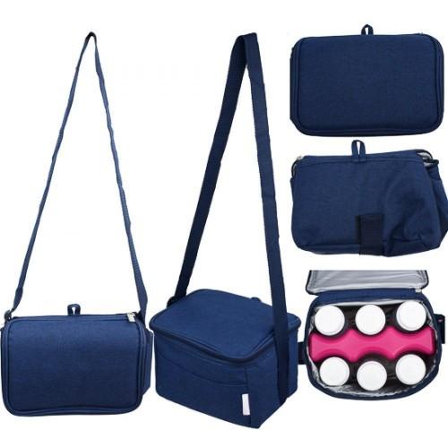 Autumnz - Fun Foldaway Cooler Bag (Bay Blue)