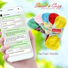 Cloth Pad - Lightdays Set + FREE Natural Feminine Wash Soap