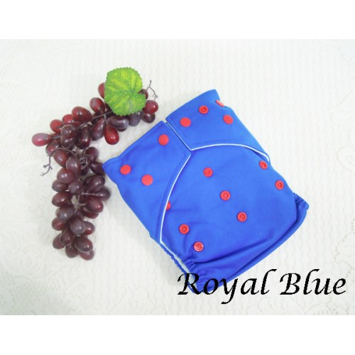 Cloth Diapers - Royal Blue