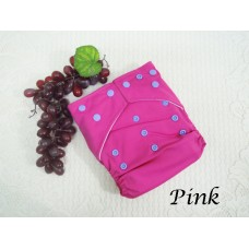 Cloth Diapers - Pink
