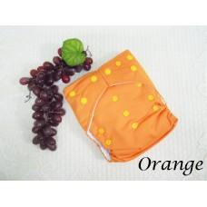 Cloth Diapers - Orange