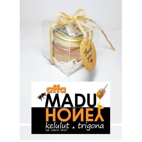 Madu Kelulut by AFFA (20ml) - GIFT / Min 12 Bottles Classy Deco