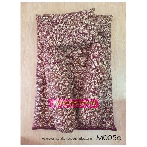 Mini Set Tilam Bayi (Kekabu Asli) - M005e Noor Arfa Batik