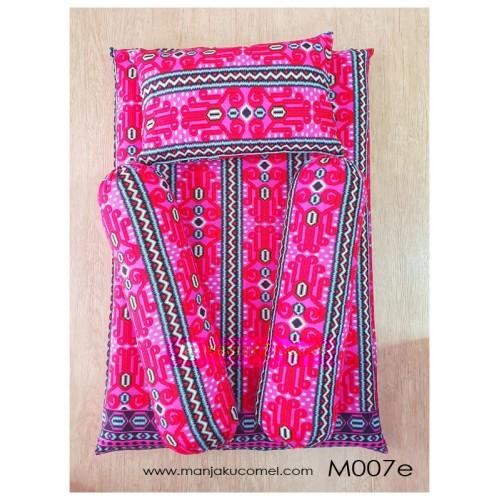 Mini Set Tilam Bayi (Kekabu Asli) - M007e Noor Arfa Batik