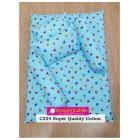 MANJAKUCOMEL Sarung Set Tilam Bayi - C254 (Super Quality Cotton/English Cotton)