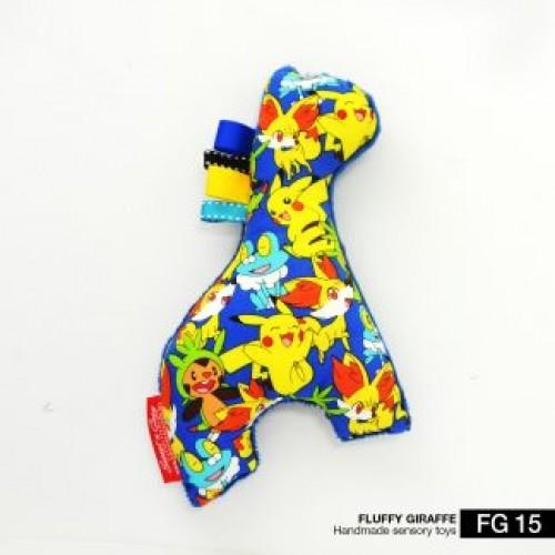Fluffy Giraffe – FG15