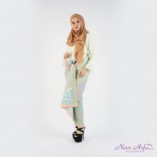Noor Arfa Batik Sri Terengganu SST532-022001 - 4m (2m+2m)