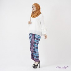 Noor Arfa Batik Sri Pasha Series NSSH146 - 4m (2m+2m)