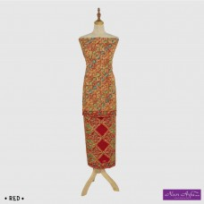 "Noor Arfa Batik XG051 3 ""Lapis Batik Tulis"" (Square)"