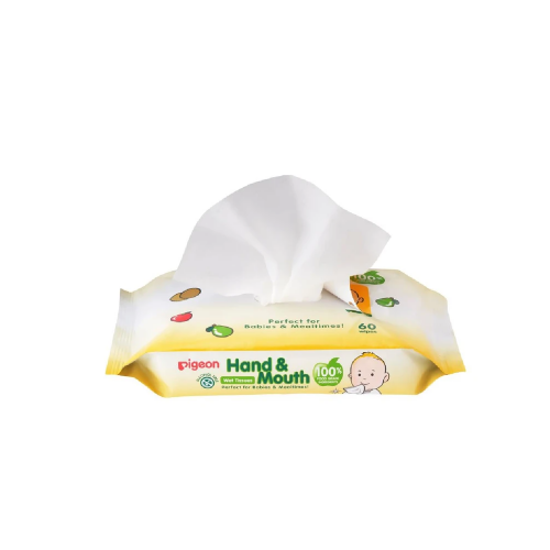 Pigeon Hand & Mouth Wet Tissues