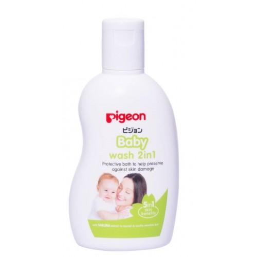 Pigeon Sakura Baby Wash 2in1-200ml