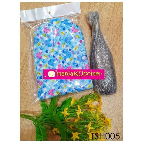 Set Tungku Dan Sarung Herba TSH005